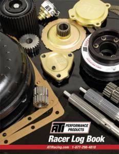 ATI PERFORMANCE #Z31010 Racer Log Book