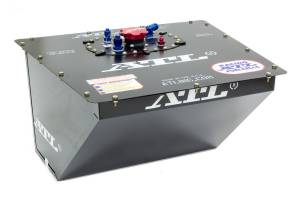 ATL FUEL CELLS #SP116-LM Fuel Cell 16 gal. Wedge Black Widow