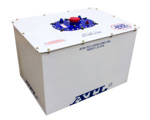 ATL FUEL CELLS #SP132B-LM-W 32 Gal Sport Cell White Can