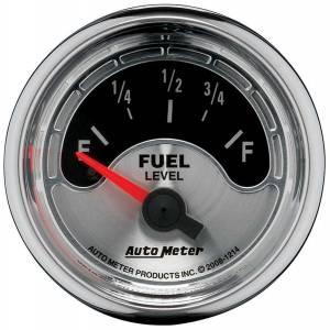 AUTO METER #1214 2-1/16 A/M Fuel Gauge 0-90 Ohms