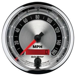 AUTO METER #1288 3-3/8 A/M Speedometer 160MPH