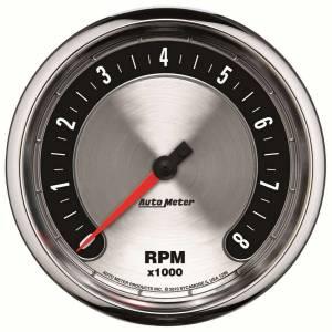 AUTO METER #1299 5in A/M Tachometer 8000RPM