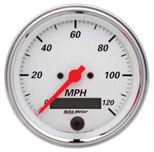 AUTO METER #1380 3-3/8in A/W Street Rod Speedo