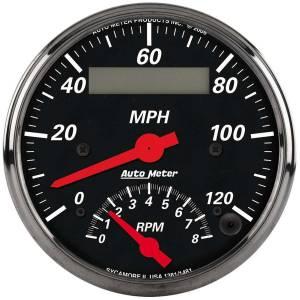 AUTO METER #1481 3-3/8in D/B Tach/Speedo Combo