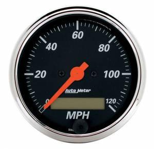 AUTO METER #1487 3-1/8 D/B Street Rod Speedo