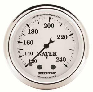 AUTO METER #1632 2-1/16 O/T/W Water Temp Gauge