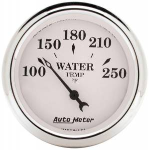 AUTO METER #1638 2-1/16 O/T/W Water Temp Gauge - Electric