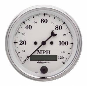 AUTO METER #1680 3-3/8 O/T/W Street Rod Speedo