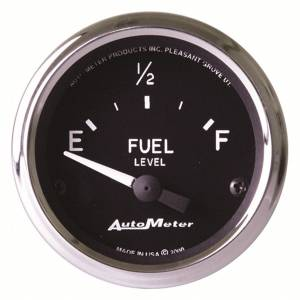 AUTO METER #201975 2-1/16in Cobra Series Fuel Level Gaguge