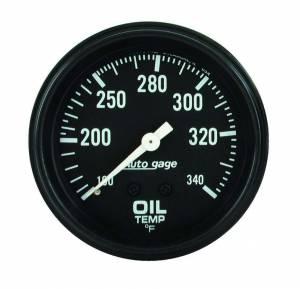 AUTO METER #2314 100-340 Oil Temp A/Gage