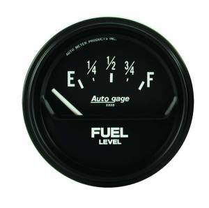 AUTO METER #2316 Gm Fuel Level Autogage