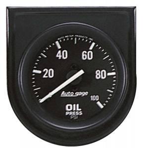 AUTO METER #2332 0-100 Oil Press Gauge
