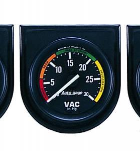 AUTO METER #2337 0-30 Vacuum Gauge