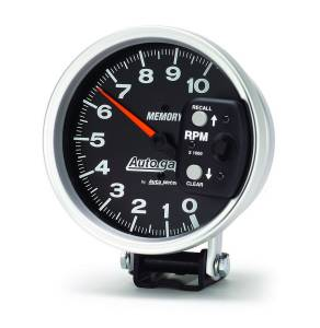 AUTO METER #233902 5in Auto Gage Monster Tach w/Recall