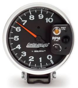 AUTO METER #233903 5in Auto Gage Monster Tach w/Shift Light