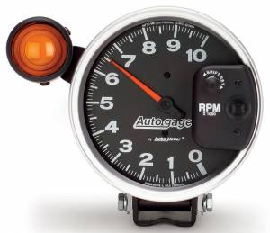 AUTO METER #233904 5in Auto Gage Monster Tach w/Shift Light
