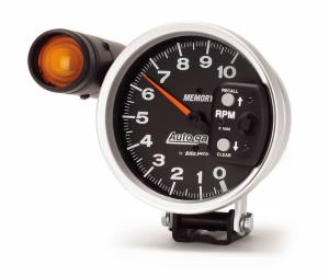 AUTO METER #233906 5in Auto Gage Monster Tach w/Light & Recall