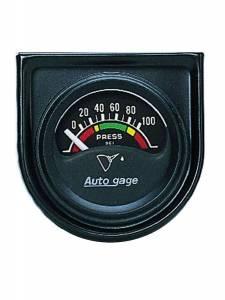 AUTO METER #2354 1-1/2in Elec.Oil Press