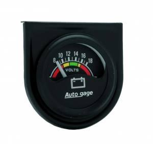 AUTO METER #2356 1-1/2in Voltmeter