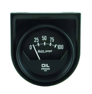 AUTO METER #2360 2in Mech Oil Pressure