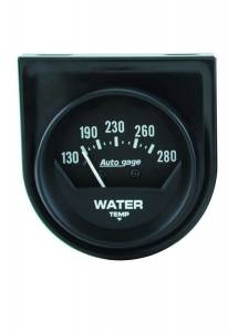 AUTO METER #2361 2in Mech Water Temp