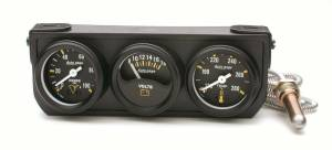 AUTO METER #2396 1-1/2in Blk Mech Gauge Panel