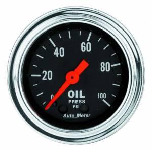 AUTO METER #2421 0-100 Oil Pressure Gauge