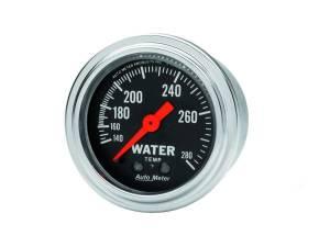 AUTO METER #2431 100-280 Water Temp Gauge