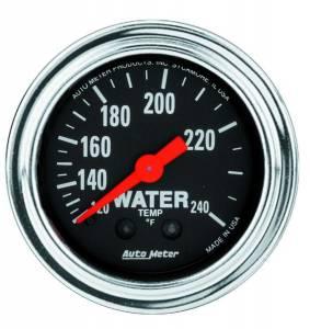 AUTO METER #2433 100-240 Water Temp. Gaug