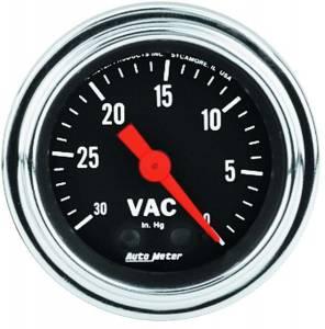AUTO METER #2484 Vacuum  30 IN.Hg.