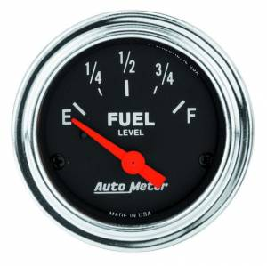 AUTO METER #2517 2-1/16in Fuel Level Gauge