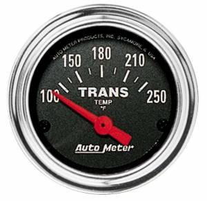 AUTO METER #2552 100-250 Trans Temp Gauge