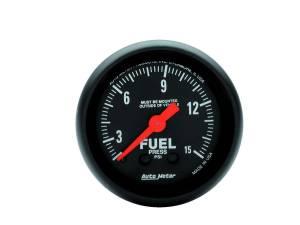 AUTO METER #2603 2in Fuel Pressure Gauge