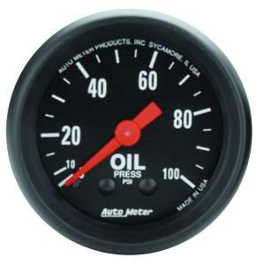 AUTO METER #2604 2in Oil Pressure Gauge