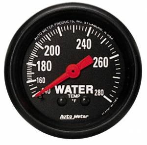 AUTO METER #2606 2in Water Temp.Gauge