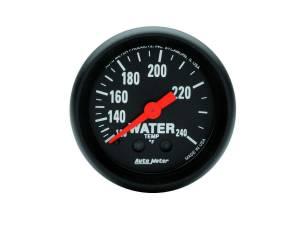 AUTO METER #2607 2in Water Temp.Gauge