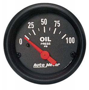 AUTO METER #2634 2in Elec.Oil Pressure Gauge
