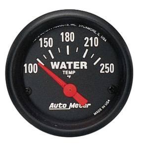 AUTO METER #2635 2in Elec. Water Temp Gauge