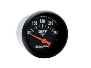 AUTO METER #2636 2-1/16in Z/S Differential Temp Gauge