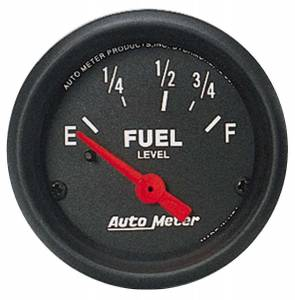 AUTO METER #2641 2in Fuel Level Gauge-Gm