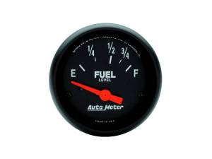 AUTO METER #2642 2in Fuel Level Gauge