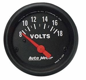 AUTO METER #2645 2in Voltmeter- 8-18volts
