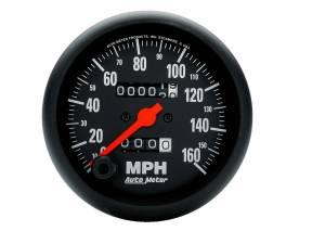 AUTO METER #2694 Z Series 3-3/4 160 MPH