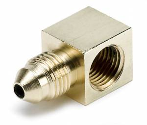 AUTO METER #3270 Rt. Angle Fittings