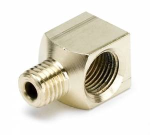 AUTO METER #3272 Right Angle Fittings