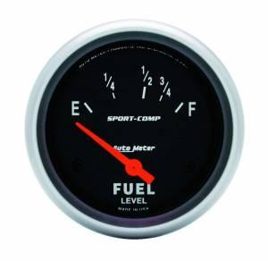 AUTO METER #3518 2-5/8in Sport Comp. Fuel Level Gauge