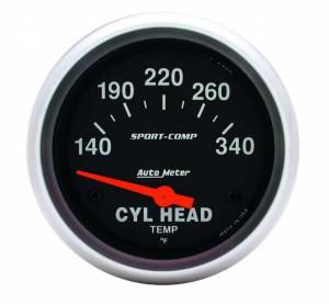 AUTO METER #3536 100-340 Cyl. Head Temp.