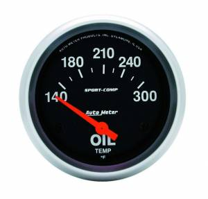 AUTO METER #3543 OIL TEMP GAUGE