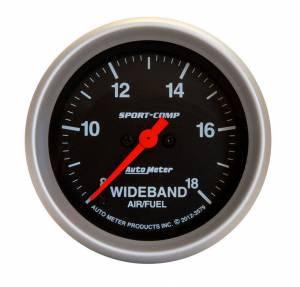 AUTO METER #3579 2-5/8 S/C Wideband Air/ Fuel Gauge