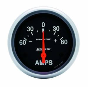 AUTO METER #3586 60-0-60 Ammeter Gauge
